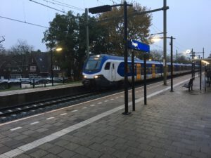 Treinstation Vught